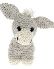 Hoooked Donkey Joe Crochet Grey