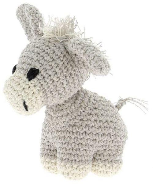 Hoooked Donkey Joe Crochet Side View