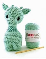 Hoooked Giraffe Crochet Spring