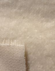 Helmbold Mohair Fabric - Natural White 12mm