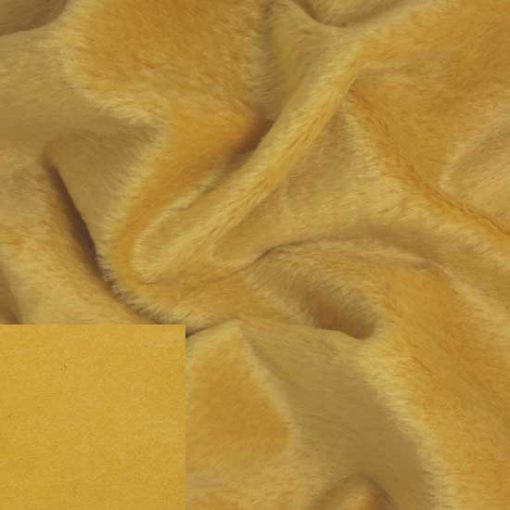 Helmbold Mohair - Teddy Yellow