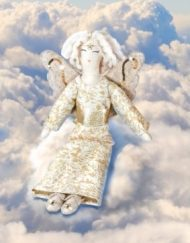 Sewing Symphony Angel - Amazing Craft