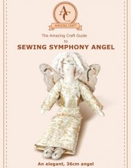 Amazing Craft Sewing Symphony Angel Kit