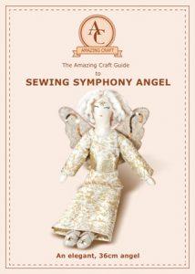 Amazing Craft Sewing Symphony Angel Kit