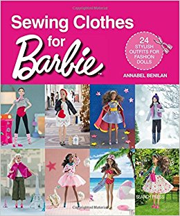 sewing clothes for Barbie Annabel Benilan