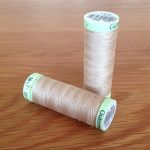 Gutermann Top Stitch 186 Beige