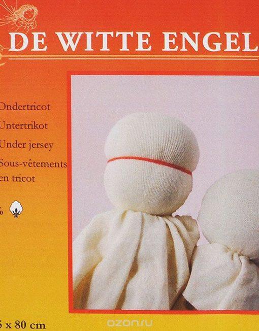 De Witte Engel Doll Under Jersey