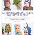 adorable animal knits for little people by Nuriya Khegay