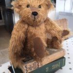Scruff - Mohair Teddy Bear