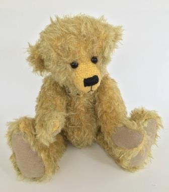 Amazing Craft - Emma's Bears Lyric - Full Bear in Mohair