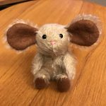 Natalie's Jackson mouse from Amazing Craft pattern