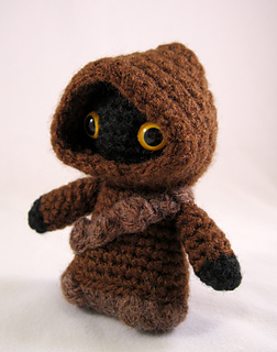 Star Wars Even More Crochet Jawa