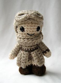 Star Wars Even More Crochet Rey