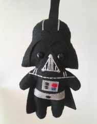 Star Wars Felties - Darth Vader