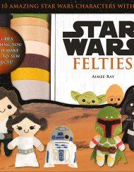 Star Wars Felties by Aimee Ray