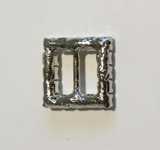 10mm Diamante Buckle back