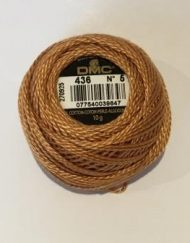 DMC Cotton Perle Thread 5 436