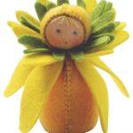 De Witte Engel Little Daffodil Doll