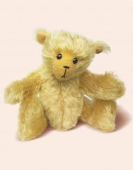 Sewing a Mohair Teddy Bear Kit - Buttercup