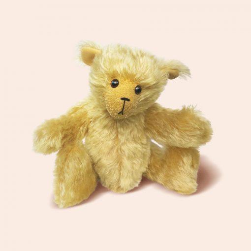 Sewing a Mohair Teddy Bear Kit - Buttercup