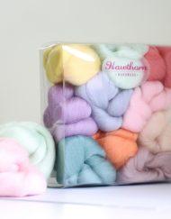 Hawthorn Handmade Merino Wool - Pastels