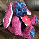 Sophia Rabbit made from Amazing Craft pattern