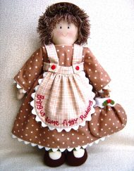Little Miss Figgy Pudding - Country Folk