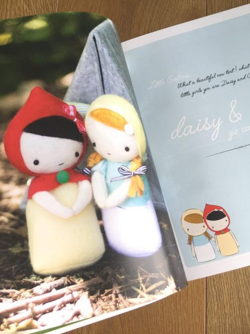 Little Traveller Dolls by Simone Gooding