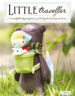 Little Traveller by Simone Gooding