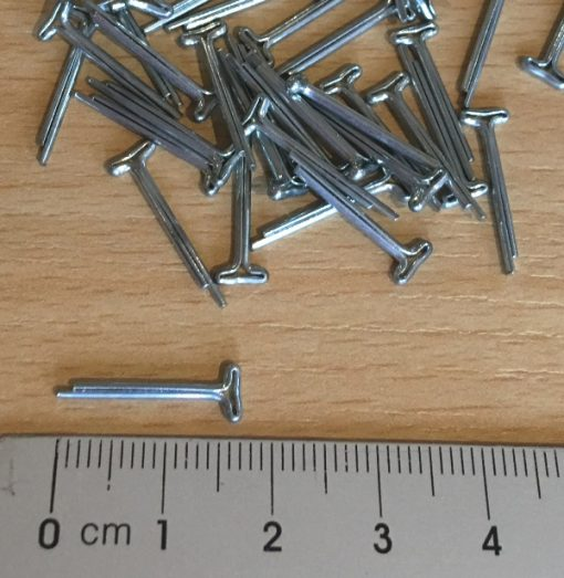 6mm tee head cotter pins for miniature bears