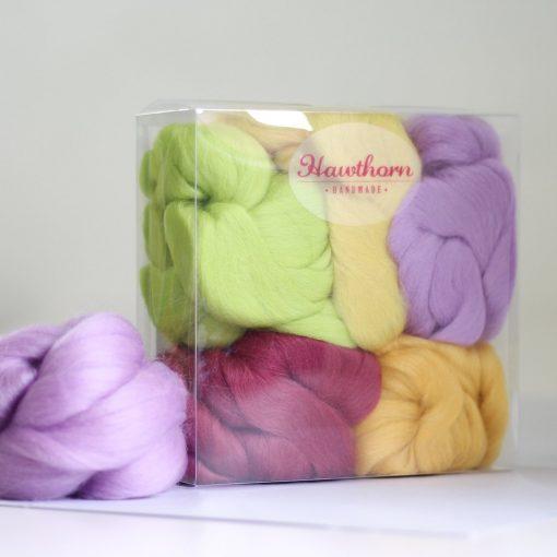 Hawthorn Handmade Merino Wool - Spring