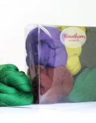 Hawthorn Handmade Merino Wool - Woodland
