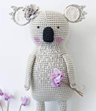 Cute Amigurumi Animals by Eleonore & Maruice Koala