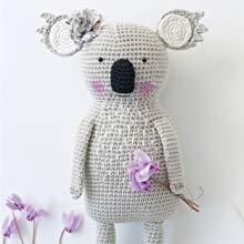 Cute Amigurumi Animals by Eleonore & Maruice Koala
