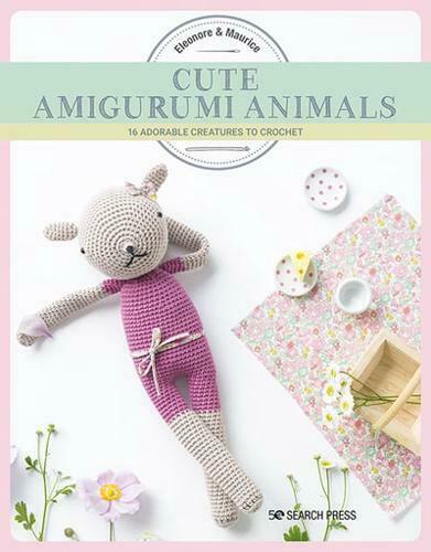 Cute Amigurumi Animals by Eleonore & Maruice