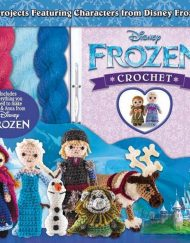 New Disney Frozen Crochet Kit