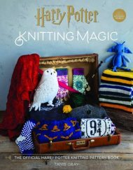 Harry Potter Knitting Magic Book