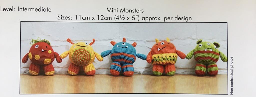 Miniature Crochet Animals (Free Patterns) | Crochet animals free ... | 388x1024