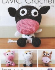 DMC Funky Farmyard Animals Crochet Pattern