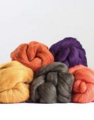 Hawthorn Handmade Merino Wool - Autumn