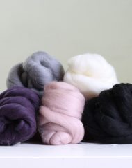 Hawthorn Handmade Merino Wool - Winter needle felting
