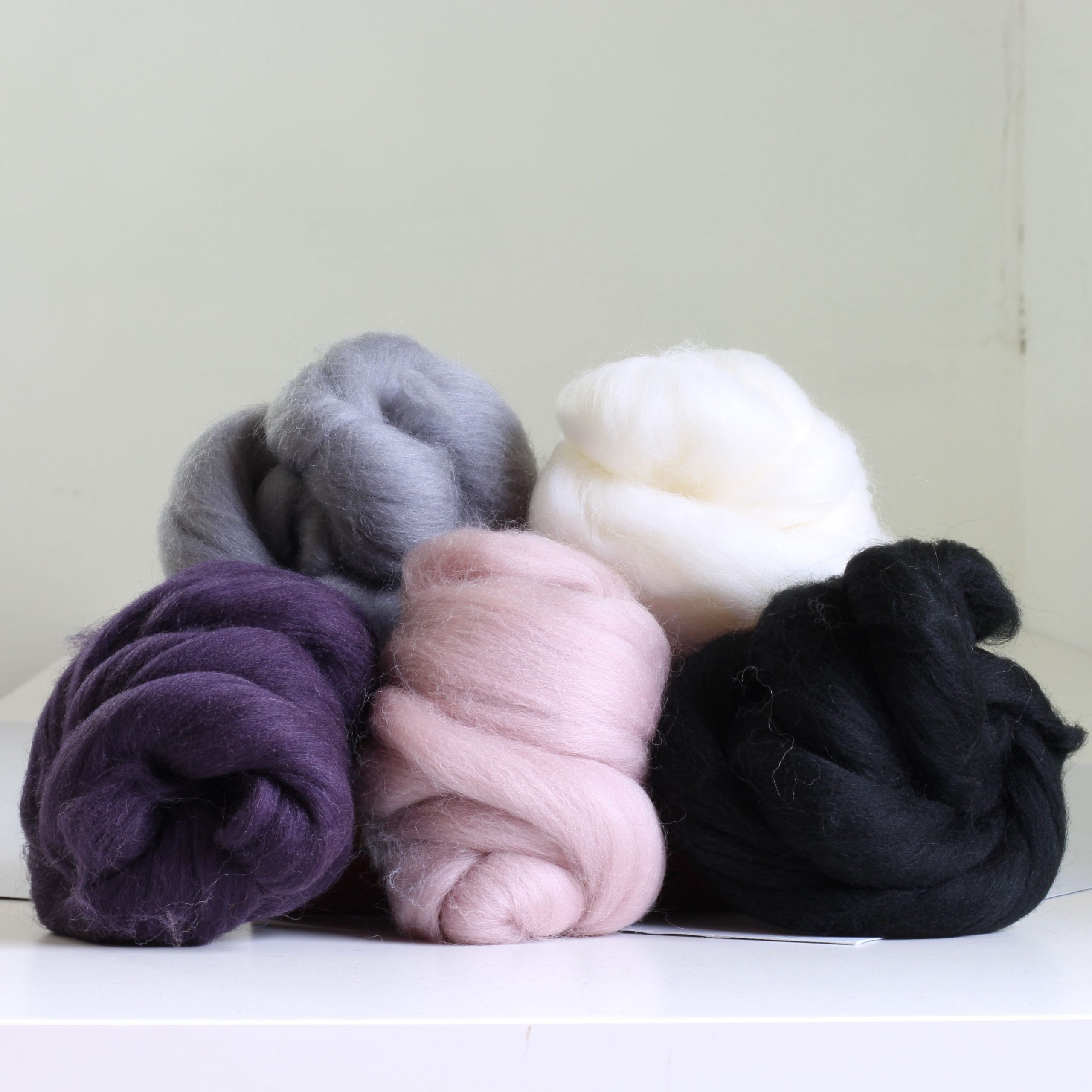 Hawthorn Handmade Merino Wool - Winter needle felting