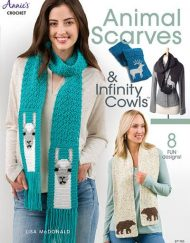 Animal Scarves and Infinity Cowls Lisa McDonald