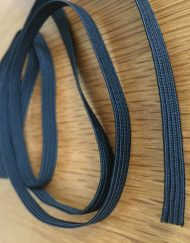 Quality Black 6mm Elastic