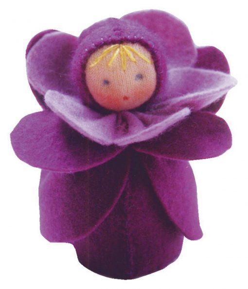 De Witte Engel Little Violet