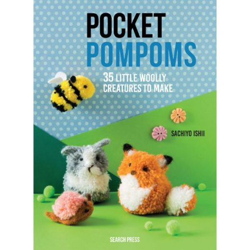 Pocket Pompoms by Sachiyo Ishii