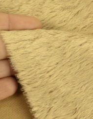 Steiff Schulte 6mm Viscose Fabric Peanut Butter