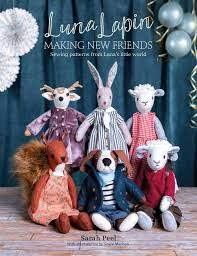 Luna Lapin Making New Friends by Sarah Peel
