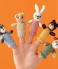 Mini Knitted Toys Sachiyo Ishii