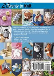 Pocket Pets 20 to Knit